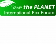 Save the Planet Exhibition on Waste Management and Recycling logo