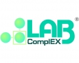 IX International exhibition «LABComplEX. Analytics. Laboratory. Biotechnologies. Hi-Tech» logo