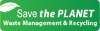 Save the Planet - Waste Management & Recycling Exhibition and Conference logo