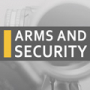 Arms and Security - 2019 logo