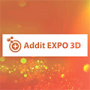 ADDIT EXPO 3D – 2020 logo