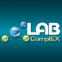 XIII International Exhibition LABComplEX Analytics. Laboratory. Biotechnologies. HI-TECH logo